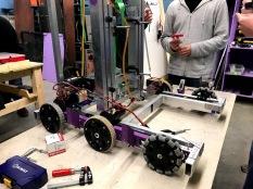 Robot Progress Pt. 2
